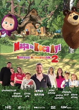 Masha and the Bear 2