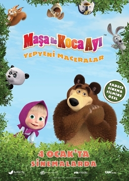 Masha and the Bear 3