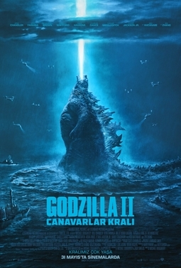 Godzilla II: Canavarlar Kralı (Godzilla: King of the Monsters)
